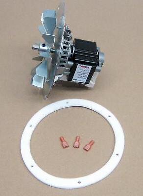 pellet stove convection blower fan motor