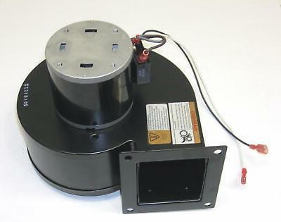 pellet stove convection fan blower motor