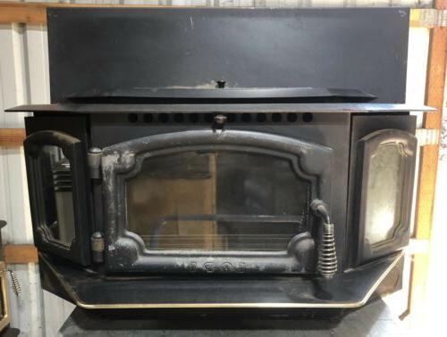 Lopi Stove Front Side Glass