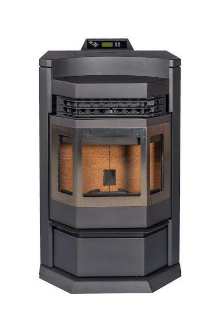 Pellet HP22-N Carbon w/80