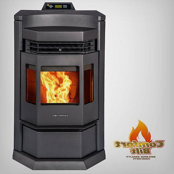 pellet stove hp22 n carbon black 50000