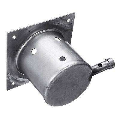 BBQ Grill Pellet Stove Iron Fire Burn Fit Grill Replacement