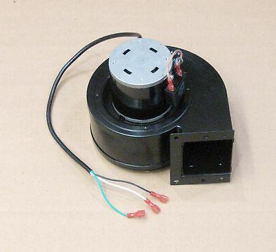 pellet stove replacement convection blower motor