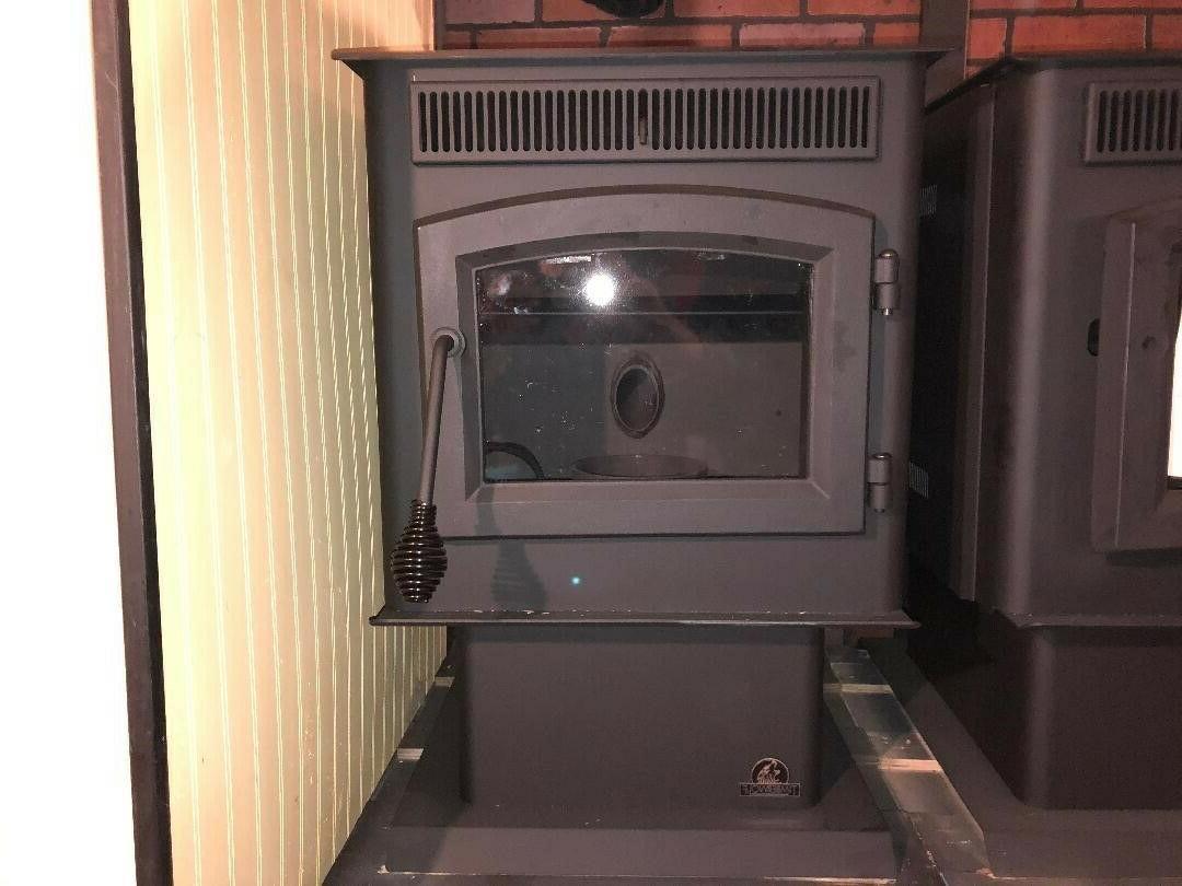 pellet stove tps35 22 w 21 h