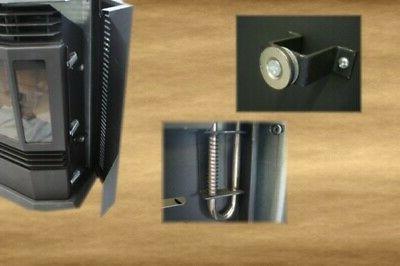 Pellet Boxed 1 parts warranty 42000btu