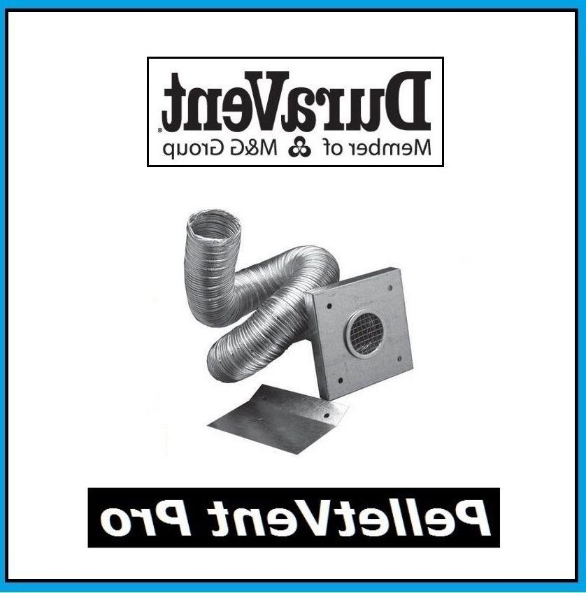 DURAVENT PelletVent Pro - Fresh Air Intake Kit #3PVP-AIK NEW