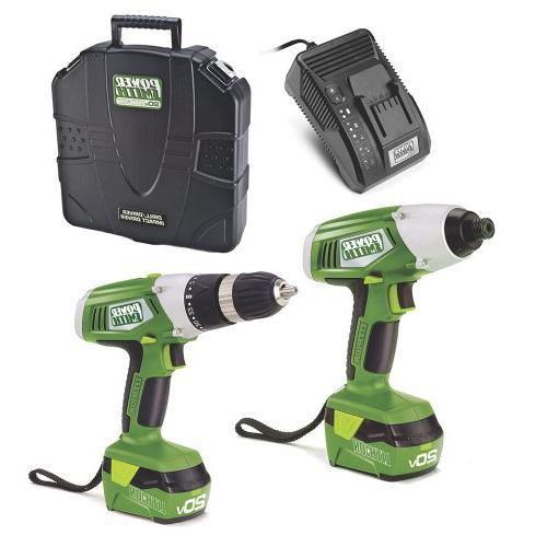 Drill/Impact Green