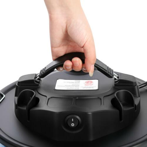 Portable Vacuum Pellet Stoves 5 Gallons