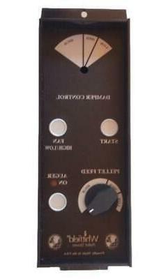 Whitfield Quest Pellet Stove Control Board # 13645900