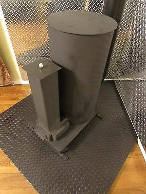 Liberator Stove Wood Heater with Pellet Hopper