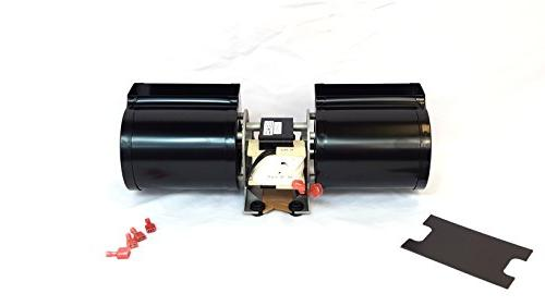 stove fan room air blower
