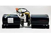 Quadrafire Stove Fan Room Air Blower Fan Pellet, Wood & Gas