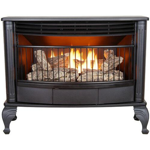 vent btu standing gas stove