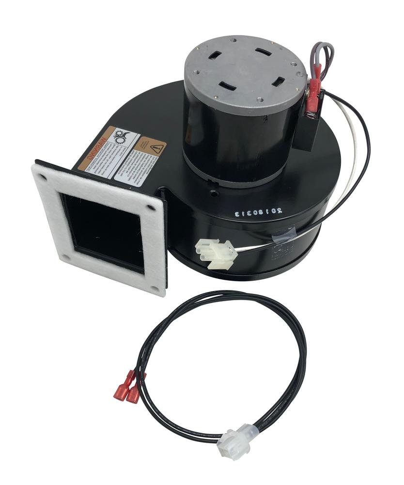 whitfield pellet stove room air convection blower