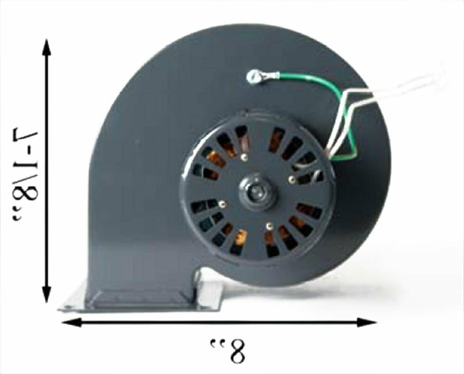 PelletStovePro Profile 20 & Room Air Blower Fan