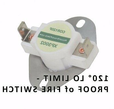 winrich pellet stove ceramic lo limit switch