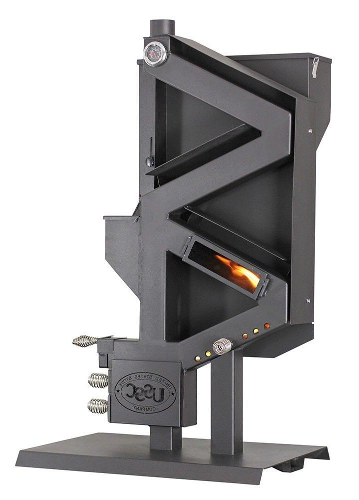 wiseway pellet stove non electric gravity feed