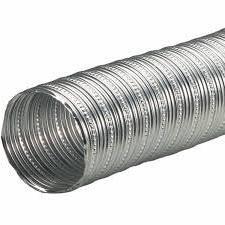 aluminum flex pipe