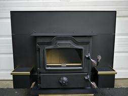 Harman Magnafire Elite Coal Wood Stove Fireplace Harmon Inse