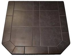 midnight black ty 1 36x36 stove pad
