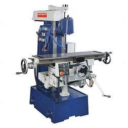 Milling Machine Horizontal 75in. H 60 Hz