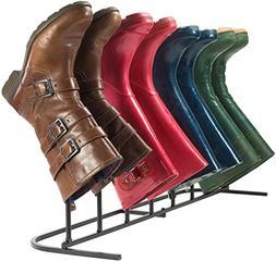 modern standing boot rack