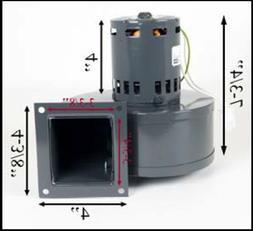 PelletStovePro - Enviro Pellet Stove Convection Motor Blower
