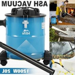 New 1200W Portable Ash Vacuum Cleaner Fireplaces Pellet Stov