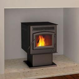 NEW Timberwolf TPS35 Wood Pellet Burning Stove w/ Blower by