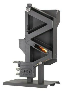 NEW Wiseway Gravity Fed Non-Electric Pellet Stove - GW1949