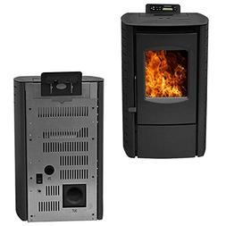 SOLOMARK Nextstep Serenity Wood Pellet Stove with Smart Cont
