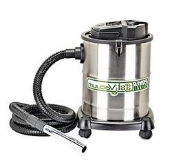 PowerSmith PAVC102 10 Amp 4 Gallon Ash Vacuum with 2 Ash Fil