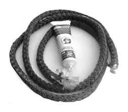 Breckwell Pellet Door Rope Gasket Kit P2700 - 15-1018 fc - C