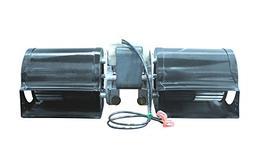 Quadra-Fire Pellet - Wood - Gas Convection Fan Heat Distribu