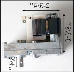 pellet stove 2 rpm auger motor cu
