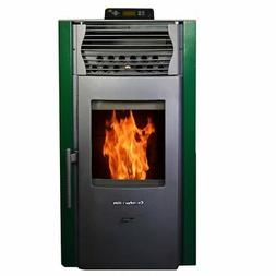 Pellet Stove Comfortbilt 42000btu HP50-Now iN Green - Specia