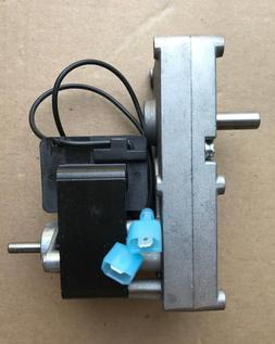 Pellet Stove Auger Gear Feed Motor, 6RPM CW, 120V 60Hz For H