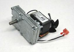 Pellet Stove Auger Gear Motor for Harman 3-20-09302 6 RPM 12