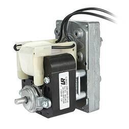 uxcell Pellet Stove Auger Motor 92RPM Clockwise Gear Motor A