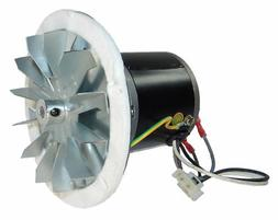 Pellet Stove Blower Motor, 1/60 hp, 3000 RPM, 0.3 amps. 115V