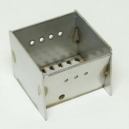 Pellet Stove Burn Pot for Breckwell A-S-Insert Stainless Ste