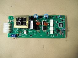 pellet stove circuit board