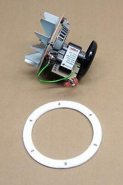 Pellet Stove Convection Blower Fan Motor for Quadrafire 812-