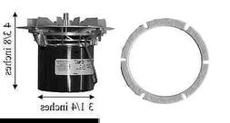 Breckwell Pellet Stove Exhaust Combustion Motor w/ Gasket A-