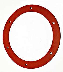 "Pellet Stove Gasket Exhaust Combustion Seal. Stoves W/ 6"" Mo"