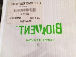 "Bio-Vent Pellet Stove Parts #71011203B 3"" x 12"" Rigid Pipe"