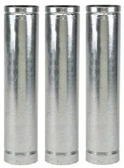 Selkirk 244036 4x36 Pellet Stove Pipe - Quantity 6