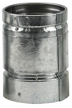 Pellet Stove Pipe, L-Vent, 3 x 6-In.