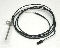 Pellet Stove Thermister ESP Sensor Probe Black for Harman 3-