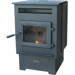 Cleveland Iron Works Pellet Stove w/Smart Home Technology 34